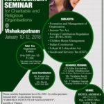 Seminar @ Vishakapatnam