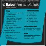 Seminar @ Raipur