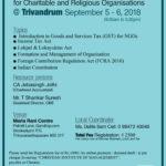 Seminar @ Trivandrum